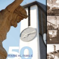 50Pfarre Hl. familie - Pfarre Heilige Familie, Lienz