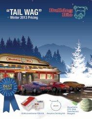 Winter 2013 Price Guide - Bulldog Bio