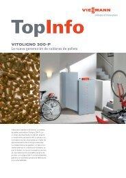 Top Info Vitoligno 300-P - Viessmann