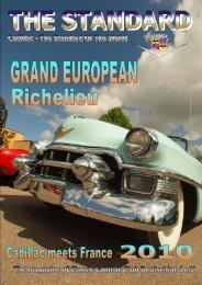 Cadillac LaSalle Club France - Cadillac Club Nederland