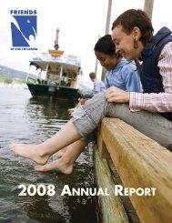 2008 Annual Report - Friends of the Children