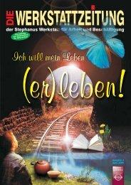 Ausgabe 1 - Stephanus Werkstatt (Wetzlar)