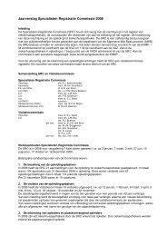 SRC jaarverslag 2006 - KNMP