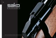 Sako - La Nuova Armeria