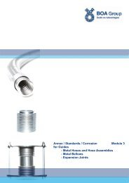 Annex / Standards / Corrosion Module 3 for Guides ... - BOA Group