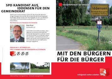 A5 Iddensen B:A5 Eckel - SPD Rosengarten