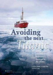 Copyright Journal of Ocean Technology 2010 - IOT Publications ...