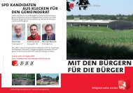 A5 Klecken:A5 Klecken - SPD Rosengarten