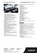 Normalkabine - Iveco - Page 6