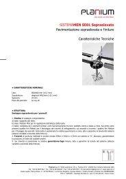 Sopraelevato:: SE01 Gres-Metalli etc. - Planium