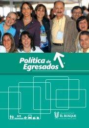 Políticade Egresados - Universidad El Bosque