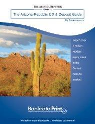 The Arizona Republic CD & Deposit Guide