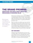 THE BRAND PROMISE: - Gazelles - Page 2