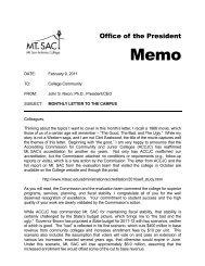 February - Mt. SAC - Campus News