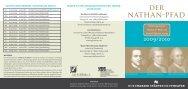Nathan-Pfad - Nordharzer Städtebundtheater