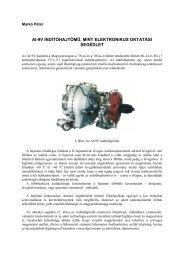 ai-9v indítóhajtómű, mint elektronikus oktatási segédlet