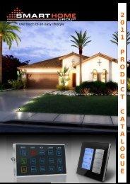 2011 Product catalogue rev# 2.pub - Smart-Bus Home Automation