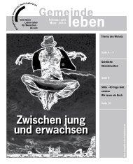 Gemeindebrief Heckinghausen 02+03/2010 - Vereinigte ...