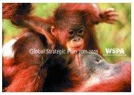 Global Strategic Plan 2005-2009 - WSPA