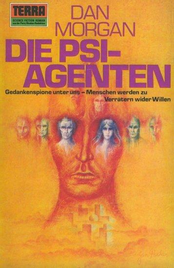 TTB 192 - Morgan, Dan - Die Psi-Agenten