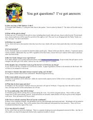 Mall Madness Packet - Girl Scouts of Greater Los Angeles