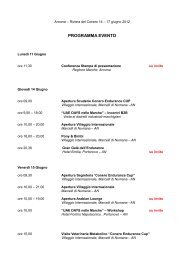 PROGRAMMA EVENTO - Vivere Ancona