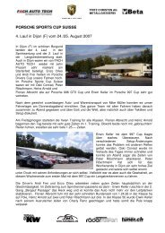 PSC Dijon August 2007 - Fach Auto Tech
