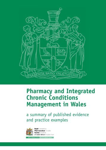 Medicines Management - Pharmacy and ... - Health in Wales