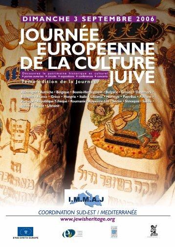 Programme détaillé Sud-Est Méditerranée - European Association ...