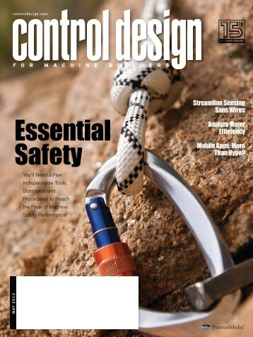 May 2012 - Control Design