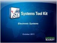 Electronic Systems - AGI