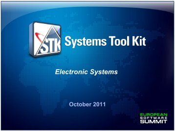 Electronic Systems - AGI
