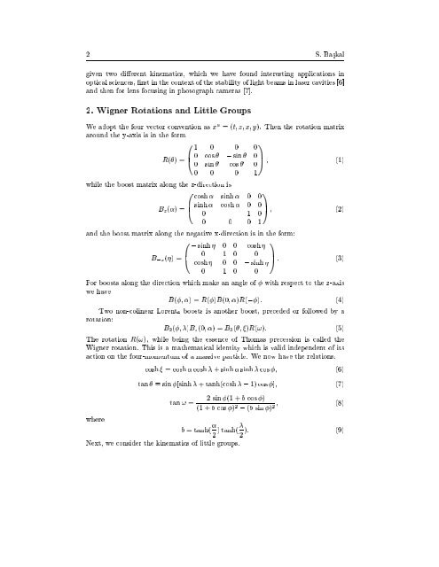 APH NS, Heavy Ion Physics 46 (2002) - Department of Physics