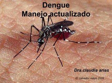 dengue - Revista de Medicina Interna de AMICAC