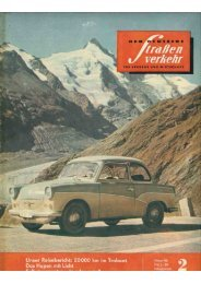 Reisebericht: 20.000km im Trabant - Original Trabant