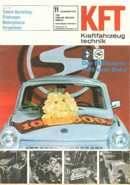 Trabant Beurteilung - Original Trabant