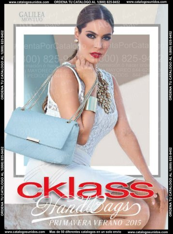 Cklass Bolsas Primavera Verano 2015