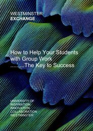 How to Help Your Students With Group Work - University of ...