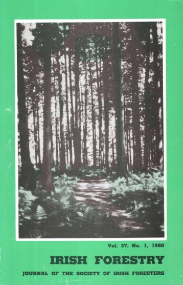 Download Full PDF - 30.01 MB - The Society of Irish Foresters