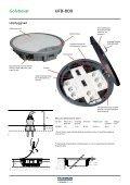 Rymliga boxar för el-, tele- och data- uttag i golv - Page 7
