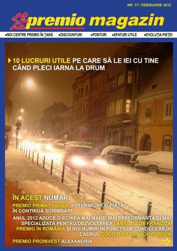 Nr. 17 / februarie 2012 - Mondotrade