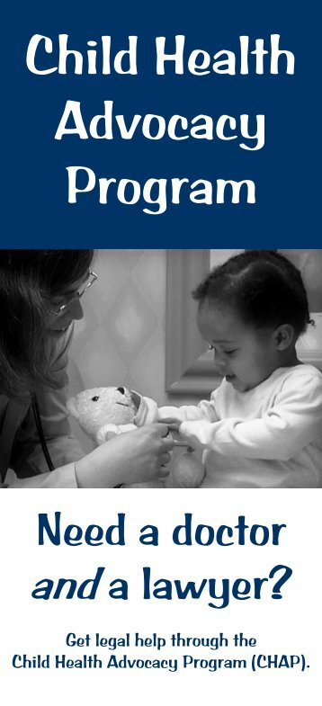 Child Health Advocacy Program - Virginia Commonwealth ...