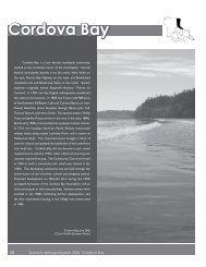 Cordova Bay Association for Community Affairs