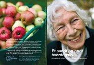 Faldfoldere: Et sundt og godt hverdagsliv - Sund By Netværket