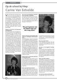 jg9_nr2_Interview Carine Van Eetvelde.pdf - Natuurpunt Gent