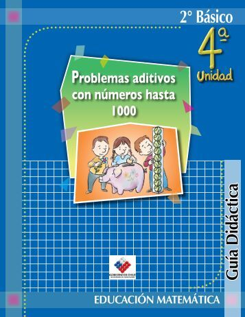 Problemas aditivos con números hasta el 1.000 - Clases ...