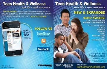 teen Health & wellness - DKC!