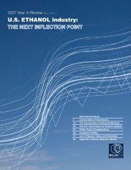 2007 Ethanol Review - NREL