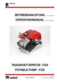 FOX III - Obernsees