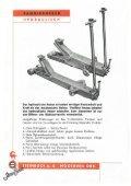 Steinbock Produktübersicht 1939 - Steinbock Wagenheber - Seite 6